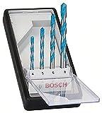 Bosch Professional 2 607 010 521 Juego de 4 Brocas Multiuso Robust Line CYL-9...
