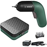 Bosch Atornillador a batería IXO 6.a generación, recargable con cable micro-USB,...