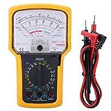 LKK-KK Multímetro analógico KT7050 200-gama AC/DC de múltiples funciones de alta...