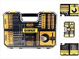 DEWALT DT71569-QZ - Juego TSTAK de 100 piezas para taladrar y atornillar con 8 Brocas...
