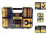 Dewalt DT71569-QZ Juego TSTAK de 100 piezas para taladrar y atornillar con 8 Brocas...