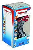 fischer - Tacos pladur DuoTec, para soporte tv 10 mm, Caja 20 uds tacos pladur