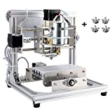 TopDirect CNC Router Machine, Working Area 130 * 100 * 40mm, DIY CNC Engraving...