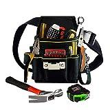 Copechilla cinturon portaherramientas electricista 15 bolsillos,portaherramientas...