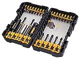DEWALT DT70600T-QZ - Juego de 26 puntas de impacto en estuche tipo Tough Case para...