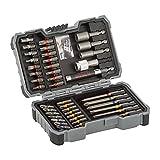 Bosch Professional Set de 43 unidades para atornillar y llaves de vaso (accesorios...
