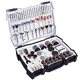 TACKLIFE 361 Accesorios de herramientas rotativas, diámetro de mangos 1/8'(3.2mm)...