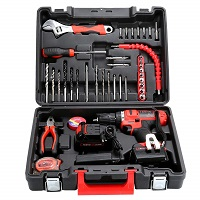 caja de herramientas teeno