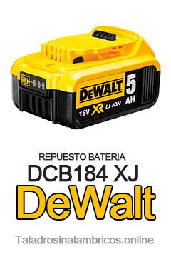 DeWalt-DCB184-BATERIA