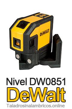 Nivel-laser-dewalt-dw0851