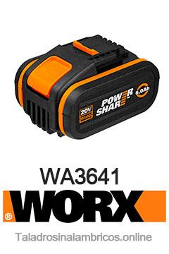 Worx-WA3641-Bateria