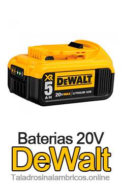 baterias-de-20v-dewalt