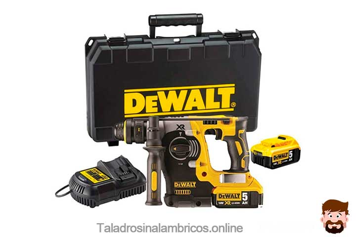 Dewalt-DCH273-martillo-demoledor