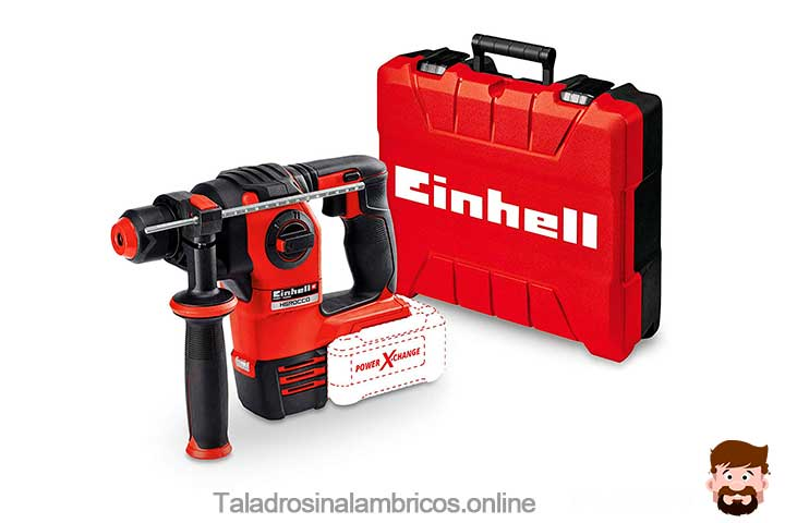 Einhell-Herocco-Martillo-demoledor,-rotomartillo