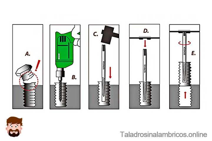 extractor-de-tornillos-con-punta-de-rosca-reversa