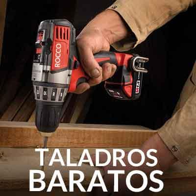 TALADROS-BARATOS