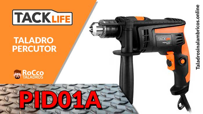 Tacklife-PID01A-Taladro-Percutor-750w