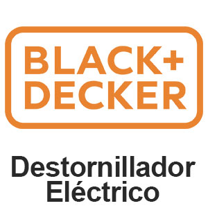 Black-Decker-destornillador-electrico